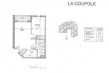 Appartement T2 – 1 025 € / mois