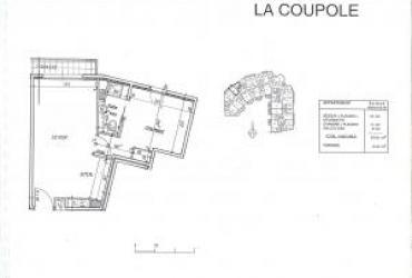 Appartement T2 - 1 180 € / mois